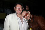 WEST HOLLYWOOD, CA. - February 08: Lucian Grainge, Chairman and CEO Universal Music Group International and Musician Bono of U2 attend the Universal Music Group Chairman Doug Morris' Grammy Awards Viewing Dinner at The Palm on February 8, 2009 in West Hollywood, California.
