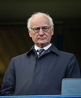 Chelsea Chairman Bruce Buck during the Premier League match between Chelsea and Watford at Stamford Bridge, London, England on 21 October 2017. Photo by Andy Rowland.