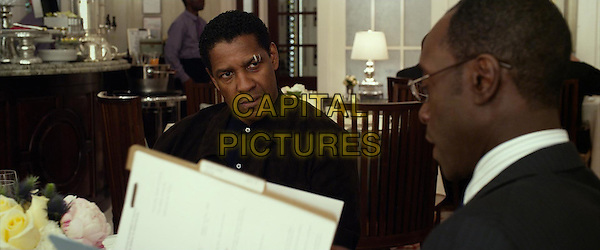 Denzel Washington & Don Cheadle.in Flight (2012) .*Filmstill - Editorial Use Only*.CAP/FB.Supplied by Capital Pictures.
