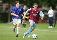 050827 West Ham Utd U18 v Everton U18