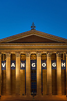 Philadelphia Museum of Art, Pennsylvania, USA