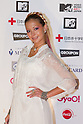 June 25, 2011 - Chiba, Japan - Anna Tsuchiya poses on the red carpet during the MTV Video Music Aid Japan event. Japanese and foreign stars attend this charity concert in support for the victims of the March 11 earthquake and tsunami that rocked the northeast region of Japan. (Photo by Christopher Jue/AFLO)