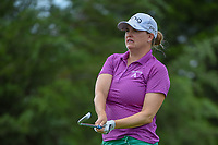 Jackie Stoelting (USA) watches her tee shot on 12 during round 1 of  the Volunteers of America LPGA Texas Classic, at the Old American Golf Club in The Colony, Texas, USA. 5/4/2018.<br /> Picture: Golffile | Ken Murray<br /> <br /> <br /> All photo usage must carry mandatory copyright credit (&copy; Golffile | Ken Murray)