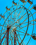 There were plenty of fun rides at the Warren County Fair.