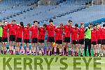 Glenbeigh Glencar v Rock Saint Patricks in the Junior Football All Ireland Final in Croke Park on Sunday.