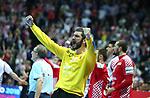 12.01.2018., Croatia, Spaladium Arena, Split - European Handball Championship, Group B, 1st Round, Croatia - Serbia.. Mirko Alilovic. <br /> <br /> Foto &copy; nordphoto / Ivo Cagalj/ PIXSELL