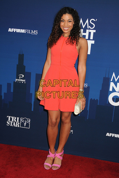 29 April 2014 - Hollywood, California - Jordin Sparks. &quot;Moms' Night Out&quot; World Premiere held at the TCL Chinese Theatre.  <br /> CAP/ADM/BP<br /> &copy;Byron Purvis/AdMedia/Capital Pictures