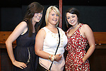 Nicole Rock, Becky Cullen and Amanda Kelly celebrating Becky's birthday in Shooters...Photo NEWSFILE/Jenny Matthews.(Photo credit should read Jenny Matthews/NEWSFILE)....This Picture has been sent you under the condtions enclosed by:.Newsfile Ltd..The Studio,.Millmount Abbey,.Drogheda,.Co Meath..Ireland..Tel: +353(0)41-9871240.Fax: +353(0)41-9871260.GSM: +353(0)86-2500958.email: pictures@newsfile.ie.www.newsfile.ie.FTP: 193.120.102.198.