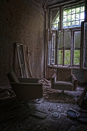 Some abandoned places here in Berlin
