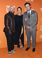 02 December 2018 - Beverly Hills, California - Cobie Smulders, Taran Killam . 2018 TrevorLIVE Los Angeles held at The Beverly Hilton Hotel. <br /> CAP/ADM/BT<br /> &copy;BT/ADM/Capital Pictures