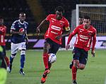Independiente Medellín venció 0-1 a Millonarios. Fecha 3 Liga Águila II-2018.