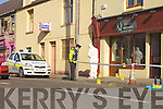 ASSAULT: The scene of the assault in Boherbee, Tralee where two men Martin Reidy and Charles O'Sullivan both from Tralee were attacked on Sunday night.