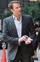 August 17, 2012 Barry Watson shooting on location for Gossip Girl in New York City. &copy; RW/MediaPunch Inc. /NortePhoto.com<br /> <br /> **SOLO*VENTA*EN*MEXICO**<br /> **CREDITO*OBLIGATORIO** <br /> *No*Venta*A*Terceros*<br /> *No*Sale*So*third*<br /> *** No Se Permite Hacer Archivo**<br /> *No*Sale*So*third*