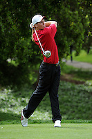 STANFORD, CA - APRIL 13:  Steven Kearney of the Stanford Cardinal during the U.S. Intercollegiate on April 13, 2010 at the Stanford Golf Course in Stanford, California.