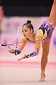 Eri Inoue (JPN),..OCTOBER 28, 2011 - Rhythmic Gymnastics : AEON CUP 2011 Worldwide R.G. Club Championships at Tokyo Metropolitan Gymnasium, Tokyo, Japan. (Photo by Jun Tsukida/AFLO SPORT) [0003]