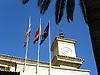 tower clock of the Consulado del Mar<br /> <br /> reloj de torre del Consulado del Mar<br /> <br /> Turmuhr des Consulado del Mar<br /> <br /> 1600 x 1200 px<br /> 150 dpi: 27,09 x 20,32 cm<br /> 300 dpi: 13,55 x 10,16 cm