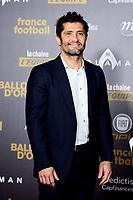 Bixente Lizarazu<br /> Parigi 3-12-2018 <br /> Arrivi Cerimonia di premiazione Pallone d'Oro 2018 <br /> Foto JB Autissier/Panoramic/Insidefoto <br /> ITALY ONLY