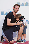 Gonzalo Ramos during Premiere Mascotas 2 at Autocine Madrid Race on July 18, 2019 in Madrid, Spain.<br />  (ALTERPHOTOS/Yurena Paniagua)