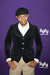 DJ SPooky performs at the Syfy Upfront 2012 on April 24, 2012 at the American Museum of Natural History, New York City  (Photo by Sue Coflin/Max Photos)