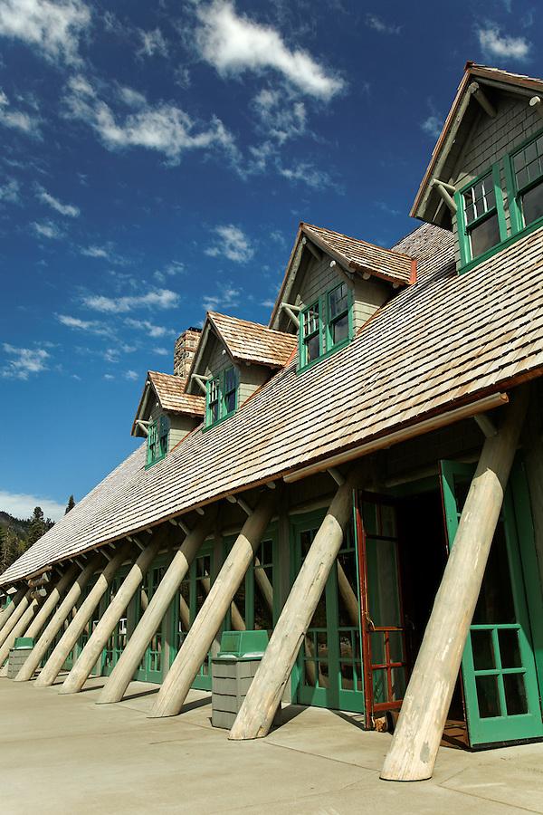 Paradise Inn, Mt. Rainier National Park, Washington