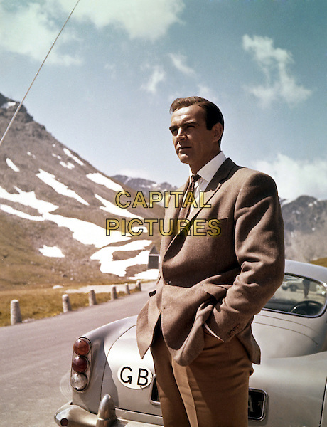 SEAN CONNERY.in Goldfinger (1964).*Filmstill - Editorial Use Only*.CAP/PLF.Supplied by Capital Pictures.