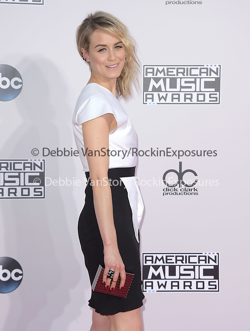 Taylor Schilling at The 2014 American Music Award held at The Nokia Theatre L.A. Live in Los Angeles, California on November 23,2014                                                                               © 2014Hollywood Press Agency