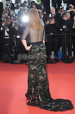 Julianne Moore at &quot;Cafe Society&quot; &amp; Opening Gala arrivals - The 69th Annual Cannes Film Festival, France on May 11, 2016.<br /> CAP/LAF<br /> &copy;Lafitte/Capital Pictures /MediaPunch ***NORTH AND SOUTH AMERICAN SALES ONLY***