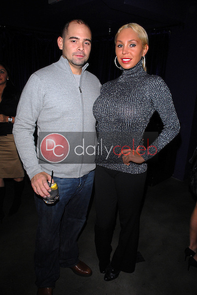 Mario Monge and Mary Carey<br /> at Bridgetta Tomarchio's Birthday Bash and Babes in Toyland 3rd Annual Charity Event, Bar 210, Beverly Hills, CA. 12-03-10<br /> David Edwards/DailyCeleb.com 818-249-4998