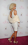 "HOLLYWOOD, CA. - August 10: Paris Hilton arrives at Paris Hilton And Friends Celebrate ""Tease"" Fragrance Launch at My Studio Nightclub on August 10, 2010 in Hollywood, California.  ."