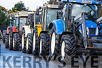 Over 100 tractors took to the roads for the Red Fox Tractor Run on Sunday Afternoon