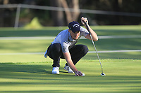 Danny Willett (ENG) in action on the 12th during Round 2 of the ISPS Handa World Super 6 Perth at Lake Karrinyup Country Club on the Friday 9th February 2018.<br /> Picture:  Thos Caffrey / www.golffile.ie<br /> <br /> All photo usage must carry mandatory copyright credit (&copy; Golffile | Thos Caffrey)