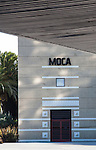 MOCA at the Pacific Design Center, West Hollywood, Ca