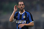 Diego Godin of Inter reacts during the Serie A match at Giuseppe Meazza, Milan. Picture date: 11th January 2020. Picture credit should read: Jonathan Moscrop/Sportimage