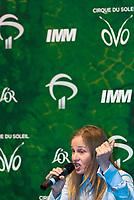 """SÃO PAULO, SP, 05.11.2018 - CIRQUE DU SOLEIL - Deborah Colker, autora, diretora e coreógrafa durante coletiva de imprensa do espetáculo """"Ovo"""" do Cirque du Soleil na manhã desta segunda-feira, 05, na Casa Fasano Buffet no bairro do Itaim Bibi em São Paulo. (Foto: Anderson Lira\Brazil Photo Press)"""
