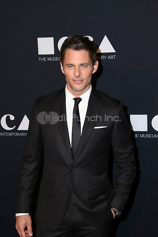 LOS ANGELES, CA - MAY 14: James Marsden arrives at the MOCA Gala 2016 at The Geffen Contemporary at MOCA on May 14, 2016 in Los Angeles, California. Credit: Parisa/MediaPunch.