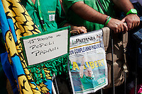 Venezia: militanti della lega nord partecipano alla quindicesima edizione della festa nazionale dei popoli padani.