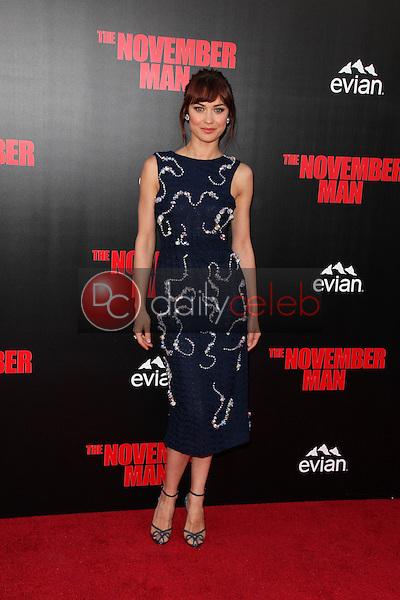 Olga Kurylenko<br /> at the &quot;The November Man&quot; World Premiere, TCL Chinese Theater, Hollywood, CA 08-13-14<br /> David Edwards/DailyCeleb.com 818-249-4998