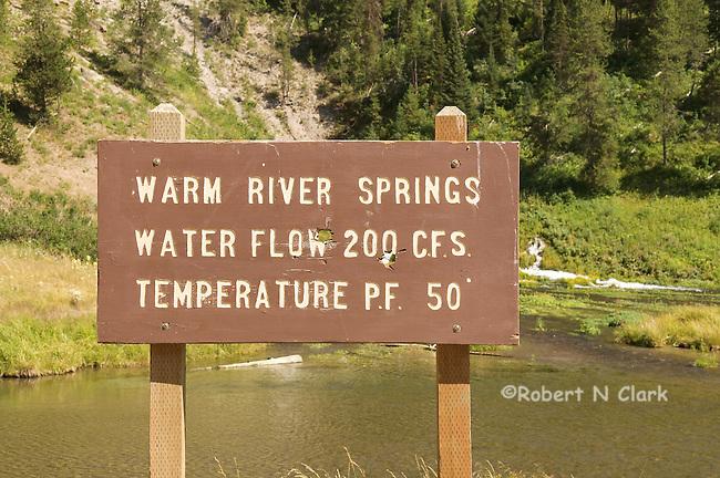 Warm River Springs