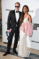 Eve &amp; husband Maximillion Cooper at &quot;One For The Boys&quot; Fashion Ball - a charity raising awareness of male forms of cancer, at The Landmark Hotel, London, London, UK. <br /> 09 June  2017<br /> Picture: Steve Vas/Featureflash/SilverHub 0208 004 5359 sales@silverhubmedia.com