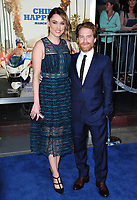 Seth Green &amp; Claire Green at the premiere for &quot;CHiPS&quot; at the TCL Chinese Theatre, Hollywood. Los Angeles, USA 20 March  2017<br /> Picture: Paul Smith/Featureflash/SilverHub 0208 004 5359 sales@silverhubmedia.com