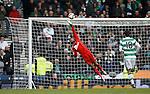 Wes Fodringham saves Rangers