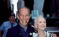Hume Cronyn &amp;  Jessica Tandy 1987 by<br />