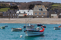 Europe/France/Normandie/Basse-Normandie/50/Manche/Cap de la Hague/Omonville-la-Rogue: Le port du Hâble // Europe/France/Normandie/Basse-Normandie/50/Manche/Cap de la Hague/Omonville-la-Rogue:  Le Hable Harbour