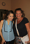 "Guiding Light and One Life To Live Kim Zimmer and Jenn Gambatese star in the National Tour of Wicked on July 31, 2013 at the Kimmel Center for the Performing Arts in Philadelphia, Pennsylvania. Kim has been on tour for probably a year as ""Madame Morrible"" and Jenn Gambatese as ""Glinda""."