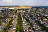 One-fourth of the homes in Mueller, the redeveloped municipal airport into a master-planned community are designated as affordable housing.