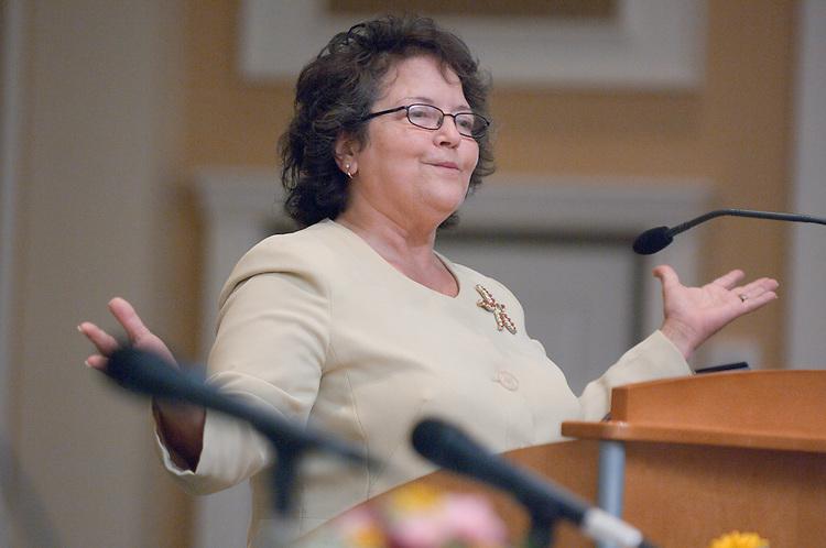 18246Ohio CORE Summit: College of Education....Keynote Address by Senator Joy Padgett