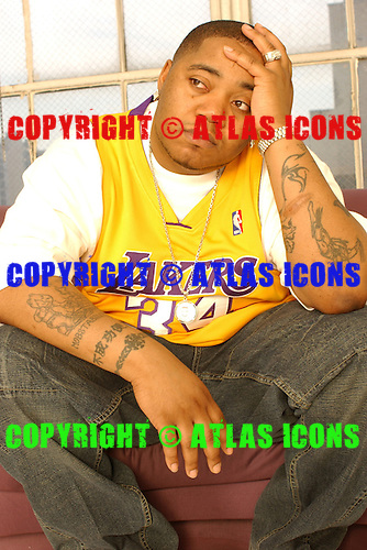 Twista, Studio Photo Session