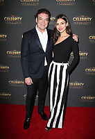 UNIVERSAL CITY CA-  George Caceres, Victoria Justice, At The Celebrity Experience at Director's Guild Of America, California on July 16, 2017. Credit: Faye Sadou/MediaPunch