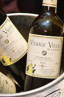Vitatge Vielh de Lapeyre, From Domaine Lapeyre, J Bernard Larrieu Jurancon Sec, France