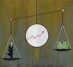 Illustration of inflation